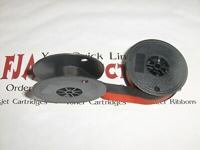 Smith Corona Classic 12 Typewriter Ribbon - Red And Black Ink