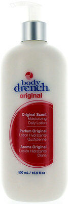 Body Drench Original Scent Moisturizer, 16.9 fl oz