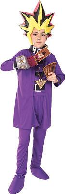 Morris Costumes Boys Yu Gi Oh Deluxe Child Small. RU38837SM - Yu Gi Oh Halloween Costumes