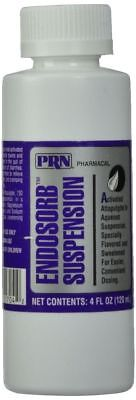 Prn Endosorb Suspension Liquid 4Oz For Fast Relief Of Pet Diarrhea Dogs Cats