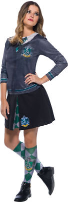 Rubies Harry Potter Slytherin Uniform Top Hemd Erwachsene Halloween - Harry Potter Kostüm Weiblich
