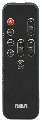 NEW RCA Sound Bar System Remote Control RTS635 (Rca-sound-bar Fernbedienung)