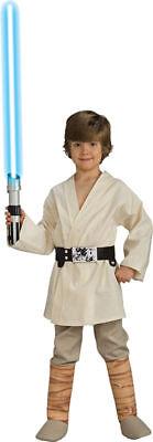 Morris Costumes Boys Luke Skywalker Child Complete Outfit 8-10. RU883162MD - Luke Skywalker Outfit Child