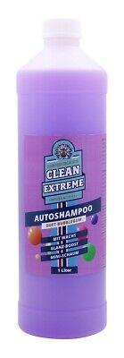 Cleanextreme Champu de Coche Con Cera Bubblegum Aroma Concentrado 1L