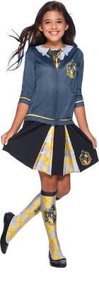 Rubies Harry Potter Hufflepuff Uniform Top Hemd Kinder Halloween Kostüm 641271 (Harry Potter-hufflepuff Halloween-kostüme)