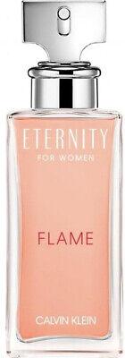 ETERNITY FLAME by Calvin Klein perfume EDP 3.3 / 3.4 oz New Tester