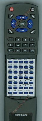Replacement Remote For Sony Rmadp057, Bdve580, Bdvt58, 14...