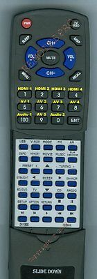 Replacement Remote For Yamaha Yht497, Rxv373, Rav463, Za1...
