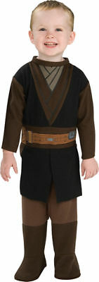 Morris Costumes Boys Long Sleeve Anakin Skywalker Infants 6-12 Months. - Anakin Skywalker Infant Costume