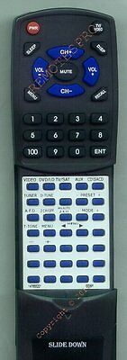Replacement Remote for SONY STRK502, HTDDW830, SAVE525, 147655221
