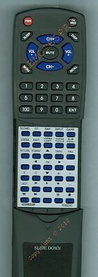 Replacement Remote For Panasonic Tcp58vt25, N2qayb000486,...