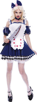 Costumes For All Occasions Alice Wicked Womens Small. - Costumes For Wicked