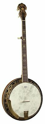 Barnes and Mullins BJ500M Troubador 5 String Banjo