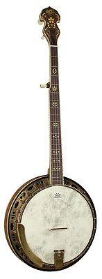 Barnes and Mullins Banjo 5 String 'Troubadour' BJ500M