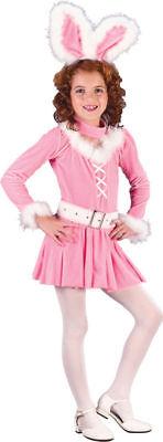 Morris Costumes Girls Childrens Animals & Insects Bunny Costume 12-14. FW5961LG (Bunny Costume For Girls)