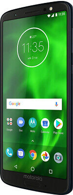 Moto G6 DualSim blau 32GB LTE Android Smartphone o. Simlock 5,7