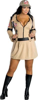 Morris Costumes Adult Women's Plus Size Ghostbusters Costume 16-20. RU17593