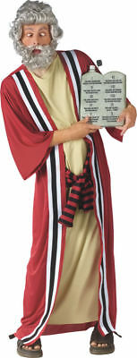 Morris Costumes Men's Moses & 10 Party Commands Plus. FW130665 - Moses Costumes