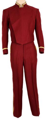 Michael Jackson Owned Worn Palace Hotel Bellhop Uniform LOA