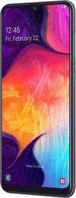 Samsung A505F Galaxy A50 (Black)