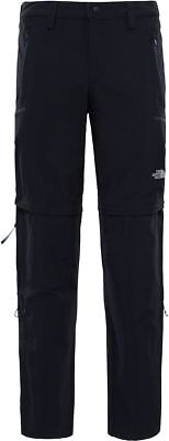 THE NORTH FACE TNF Exploration Convertible T0CL9QJK3 Outdoor Trousers Pants Mens