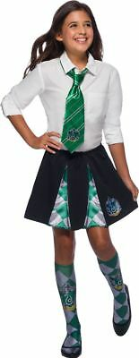 Rubies Harry Potter Slytherin Hogwarts Mädchen Halloween Kostüm Rock - Harry Potter Kostüm Weiblich