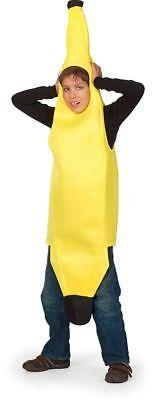WIL - lustiges Kinder Kostüm Banane Bananenkostüm Karneval Fasching