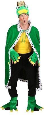 Füße Kappe 3tlg. ohne Umhang Kostüm Märchen König  (3 Könige Kostüme)