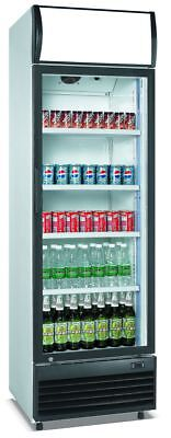 Coolerdepot Commercial Single Glass Door Merchandiser Refrigerator Gn1 Nsf Etl