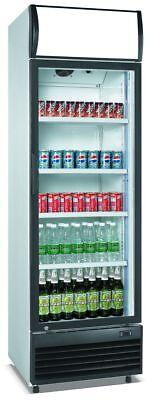 Coolerdepot Commercial Single Glass Door Merchandiser Refrigerator Gn1 Nsf Etl
