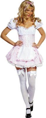 Striper Costumes (Morris Costumes Women's Polyester Candy Striper Two Tone Corset Costume.)
