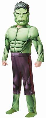 Rub - Marvel Avengers Deluxe Kinder Kostüm (Kinder Hulk Avengers Kostüme)