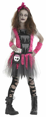 sssMorris Costumes Girls Polyester Zombies Dress Complete Outfit Large. MR143272