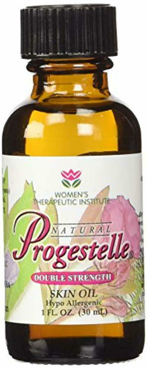 Progestelle Progesterone Skin Oil Purer Than Progesterone Cr