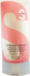 TIGI S Factor - Diamond Dreams Shampoo 8.45oz CLEARANCE