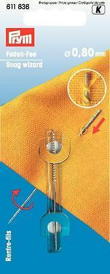 Prym Faden-Fee  zur Beseitigung heraushängender Fäden an Bekleidung 611836