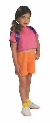 New Nick Jr. Dora the Explorer Child Costume Small 3-4