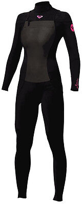 Roxy Syncro 3/2 GBS Chest Zip Fullsuit women's size 12 - new NWT wetsuit