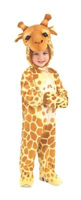 Rubies Dumm Safari Giraffe Zoo Tier Overall Kleinkinder Halloween Kostüm 885121