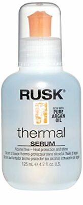 Pure Thermal (RUSK Thermal Serum with Pure Argan Oil, 4.2 fl. oz. )