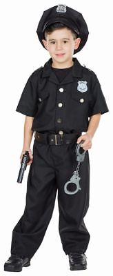 Rub - Kinder Kostüm Polizist Polizei Uniform Karneval Fasching