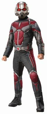 Rub - Marvel Deluxe Herren Kostüm Ant-Man Karneval (Antman Kostüme)