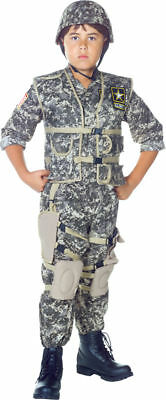 Us Army Costumes (Morris Costumes Us Army Ranger Child Large 10-12.)