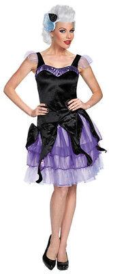 Disney Little Mermaid Villian Evil Ursula Octupus Adult Womens Costume- XL 18-20](Ursula Little Mermaid Costume)
