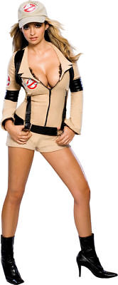 Morris Costumes Women's Tv & Movie Characters Ghostbusters Costume S. RU888607SM