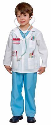 FM - Kinder Kostüm Arzt Doktor Chirurg Karneval Fasching ()