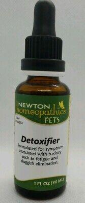 Newton Homeopathics Detoxifier For Pets 1 Fl Oz Liquid - SALE Homeopathic Remedies Pets