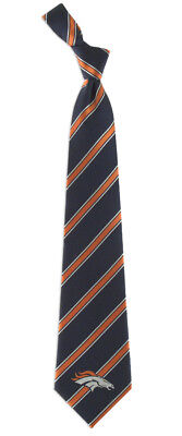 NFL Denver Broncos Team Neck Tie (Woven Poly 1) NEW