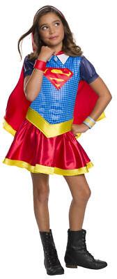 Rubies Dc Comics Supergirl Superheld Kinder Mädchen Halloween Kostüm 641069