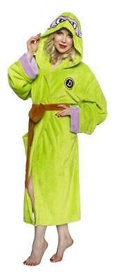 Teenage Mutant Ninja Turtles Adult Costume Robe, - Ninja Turtles Kostüm 2017
